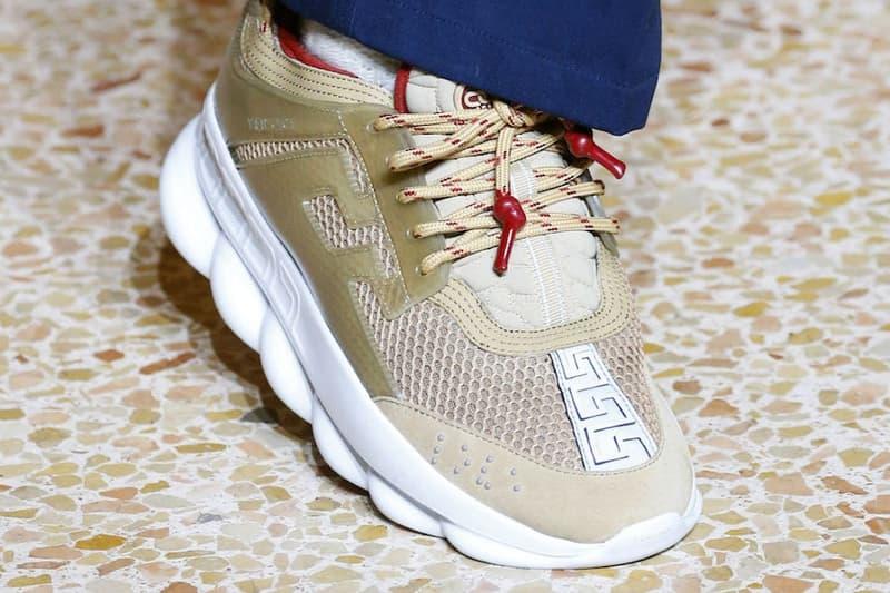 2 Chainz x Versace 全新聯乘鞋款一覽