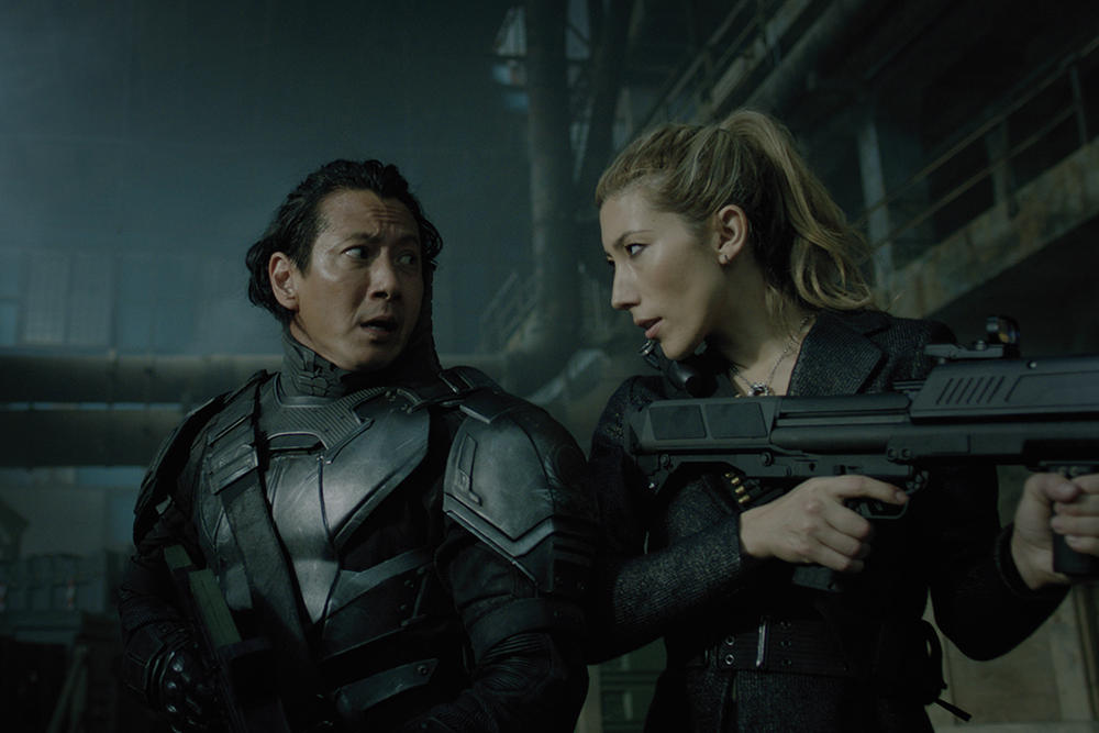 Netflix 原創科幻劇《碳變》發布官方正式預告