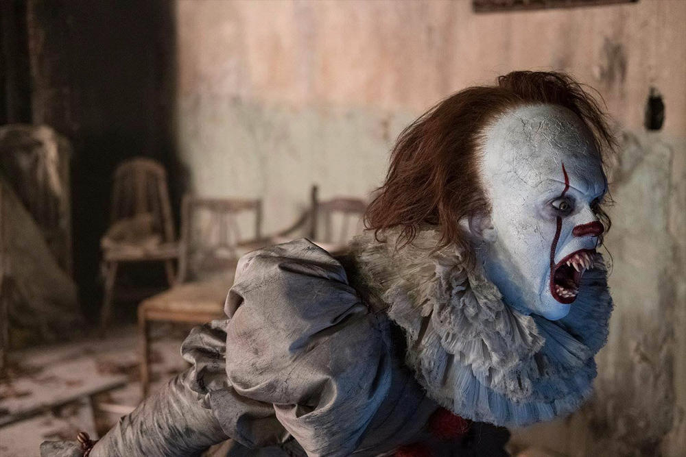 《IT》Behind The Scenes 照片曝光!恐怖程度更勝電影