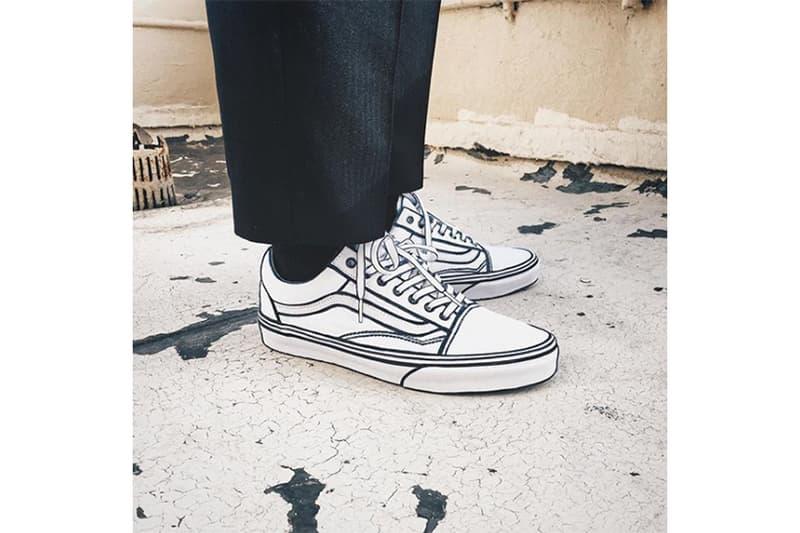 動漫風球鞋上腳!欣賞 Joshua Vides 的藝術創作