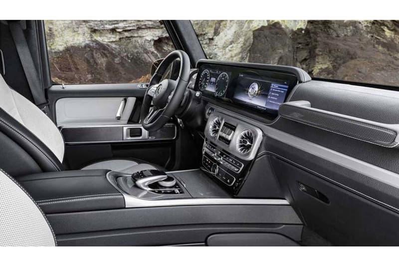 車展前流出!Mercedes-Benz 新款 G-Class 清晰外貌圖!