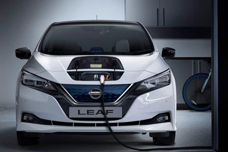 Nissan Leaf 蟬聯 2017 年度最佳電動車銷售