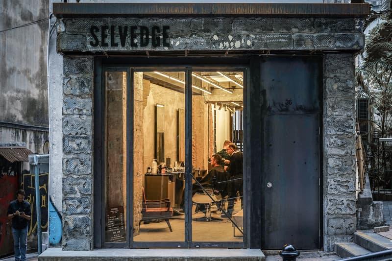 走進護理品牌 Selvedge Grooming 首間男士理髮店