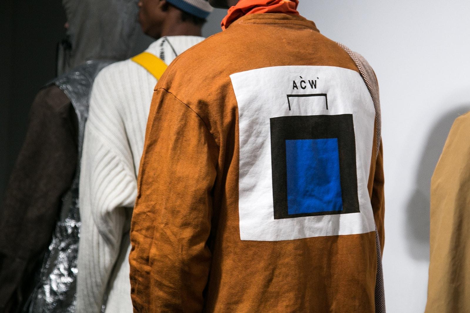 人氣設計師 Samuel Ross 發表 A-COLD-WALL* 2018 秋冬系列