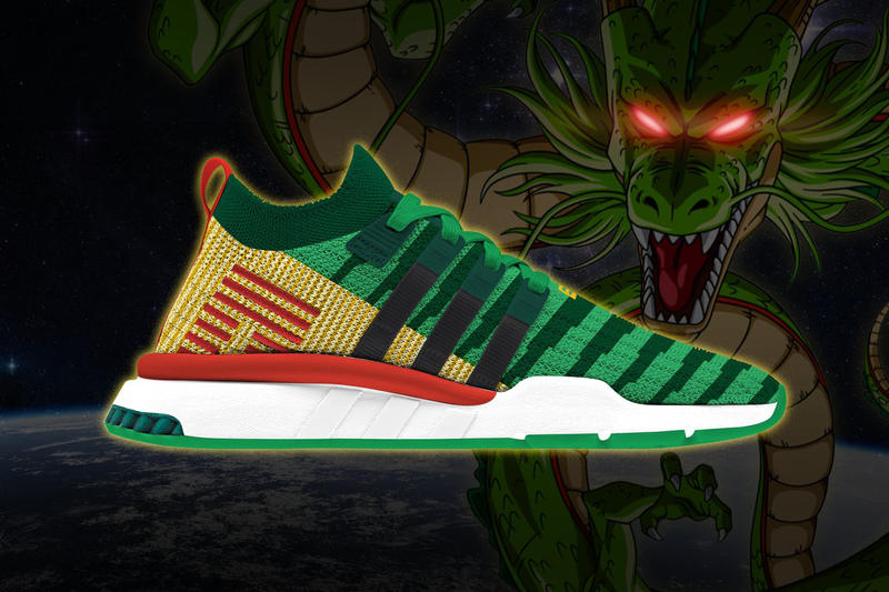願望達成-《DRAGON BALL Z》x adidas Originals EQT Support ADV Mid「Shenron」神龍現身