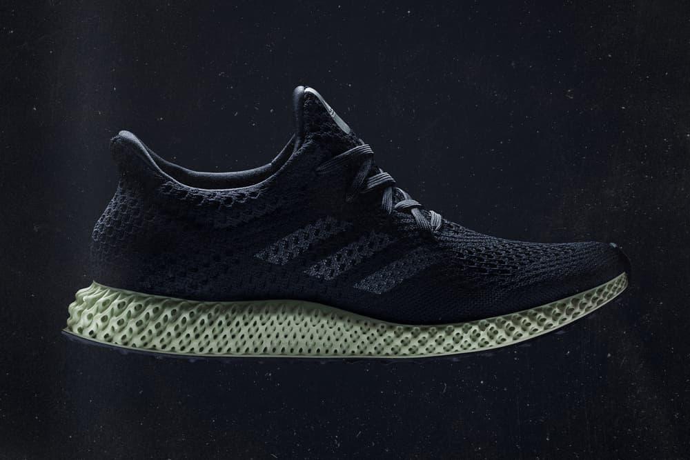 adidas FUTURECRAFT 4D 元年「Ash Green」配色更多發售細節曝光