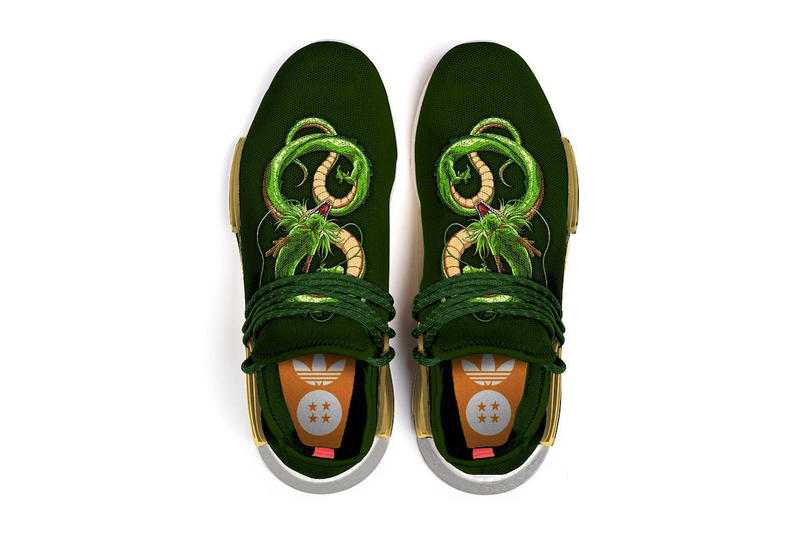 adidas Originals x《DRAGON BALL Z》客製聯乘鞋款第四波