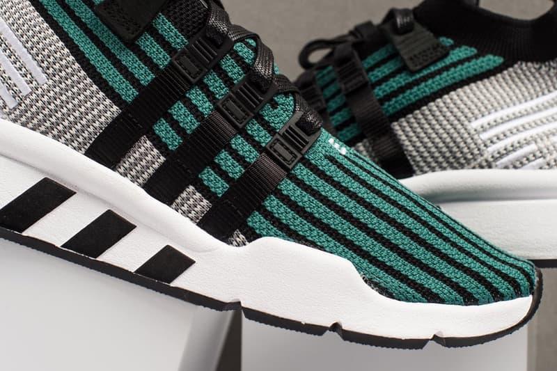 adidas Originals 推出全新鞋款 EQT Support Mid ADV PK