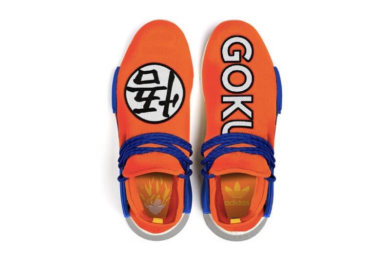 adidas Originals x《DRAGON BALL Z》客製聯乘鞋款第二波