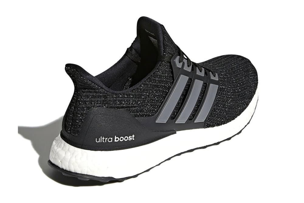 adidas 為紀念 BOOST 科技誕生 5 周年推出 UltraBOOST 4.0 限量版本