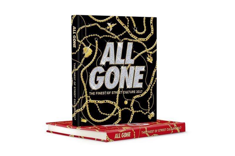 年度街頭聖經《All Gone 2017》正式發佈
