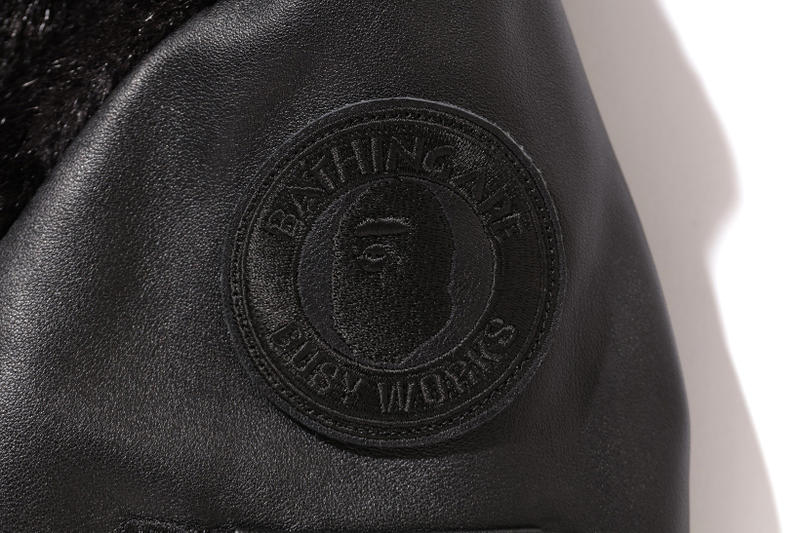 BAPE 推出全新高端系列「A BATHING APE® BLACK」