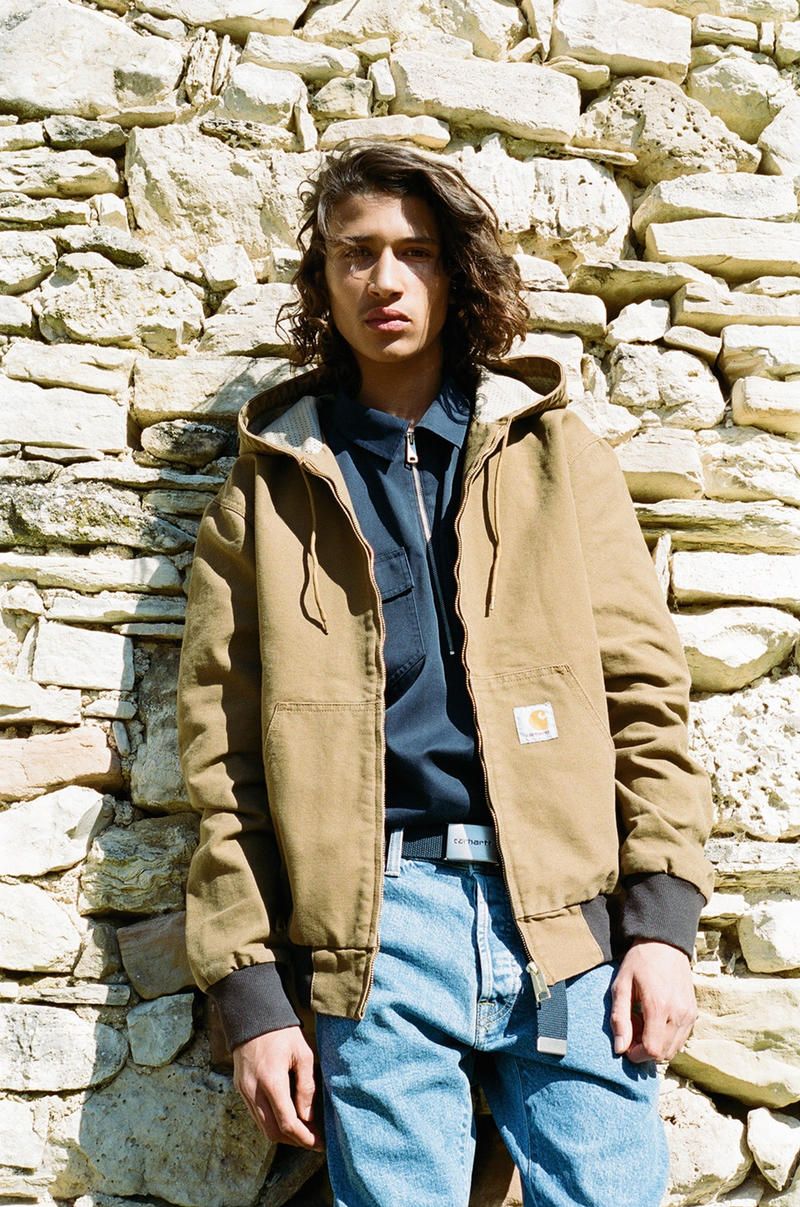 Carhartt WIP 2018 春夏系列 Lookbook