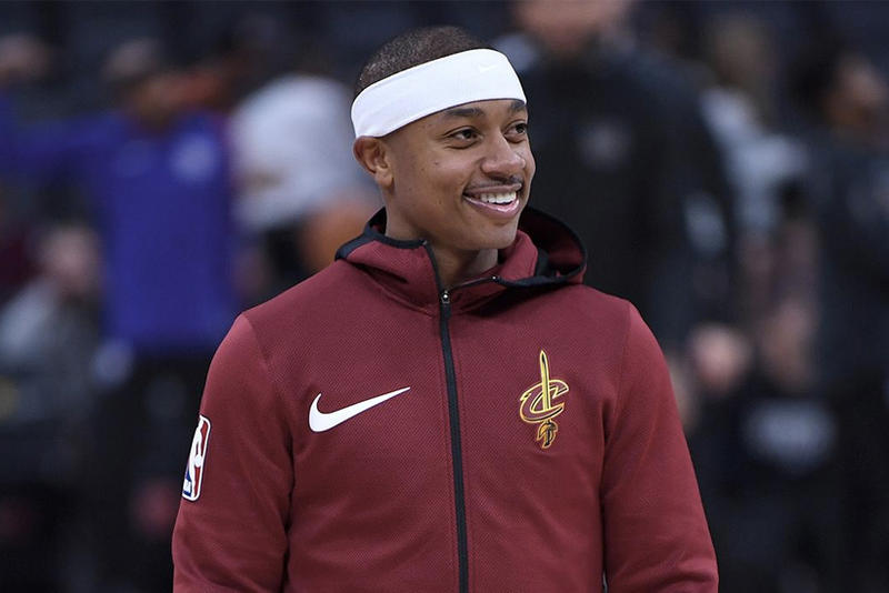 Cleveland Cavaliers 公布 Isaiah Thomas 即將復出對戰 Portland Trail Blazers