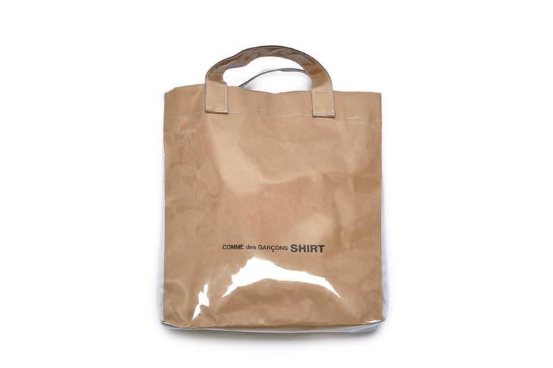 COMME des GARÇONS SHIRT 全新包袋釋出