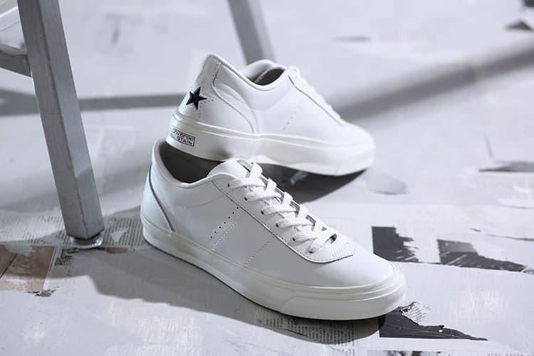 312415f08281 Converse Japan「Timeline」新作復刻All Star Tennis Leather