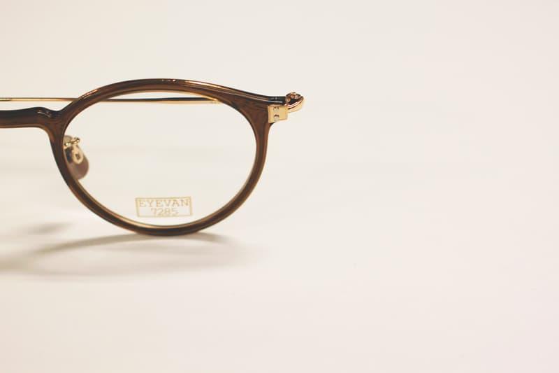 近賞 EYEVAN 7285 最新眼鏡系列