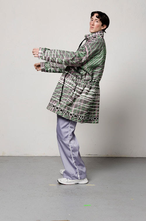 Federico Cina 2018 秋冬系列 Lookbook