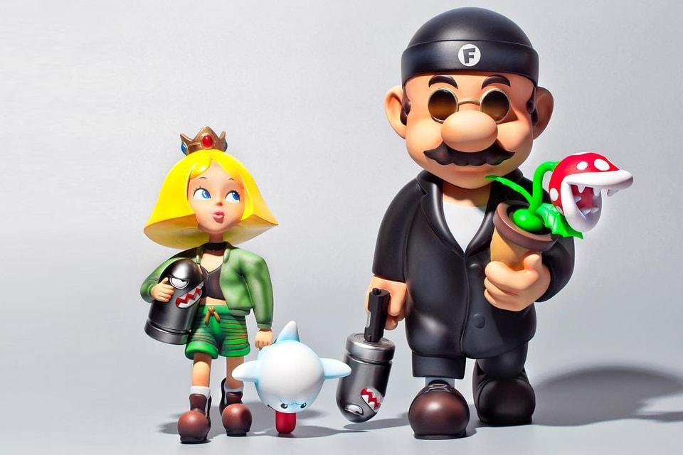 Leon 與 Super Mario 混合體!?Fools Paradise 打造「Super Professional」搪膠系列人偶
