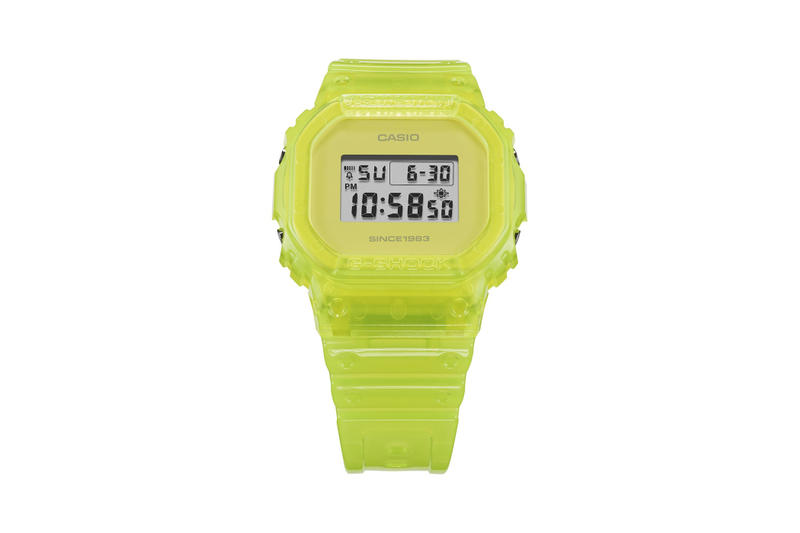 NIGO 攜手「G-SHOCK 之父」伊部菊雄打造 35 周年聯名別注腕錶