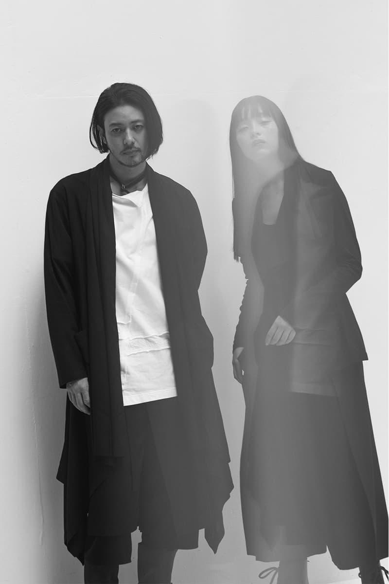 モトーラ世理奈及小田切讓演繹 Ground Y 2018 春夏造型特輯