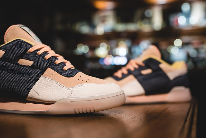 Hanon x Reebok 全新聯乘 Workout Lo「Belly's Gonna Get Ya」鞋款