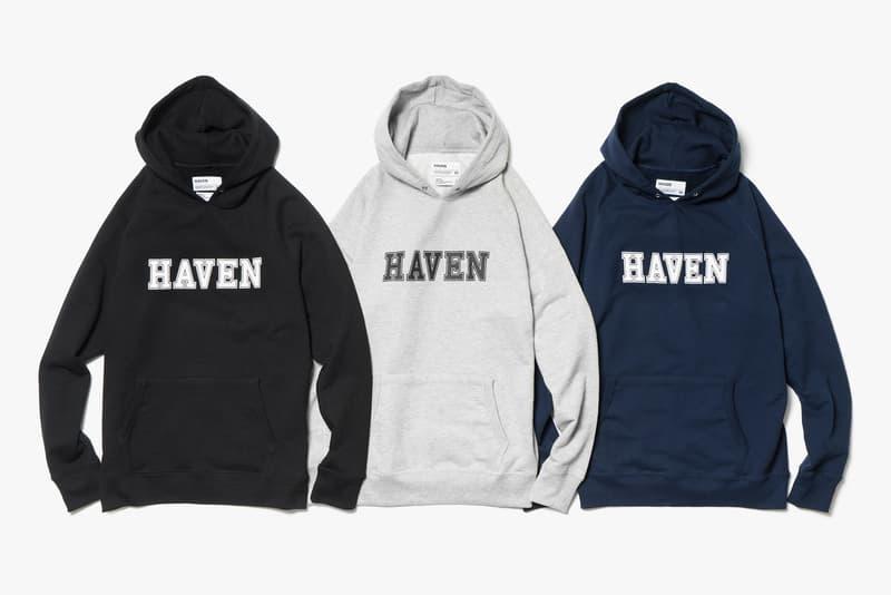 HAVEN 同名品牌虎紋迷彩系列上架