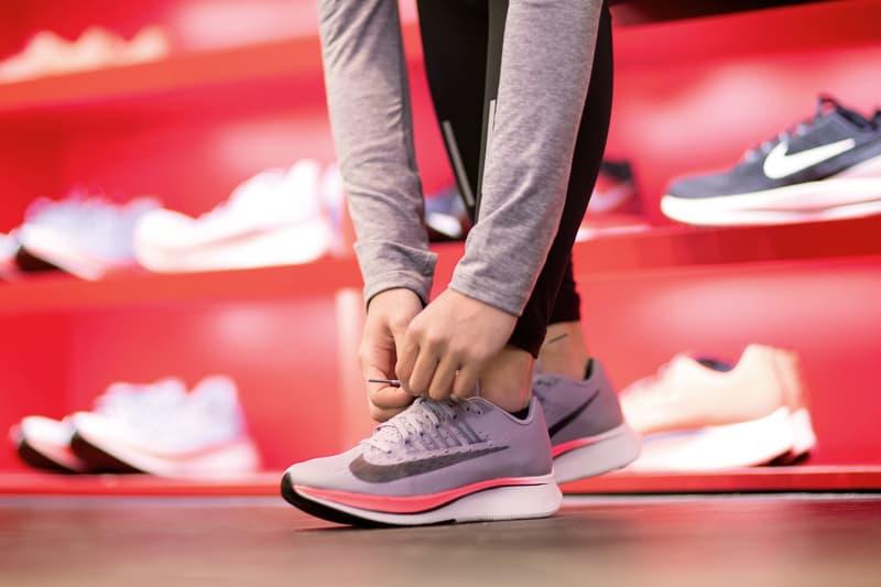 Nike 期間限定店進駐香港渣打馬拉松嘉年華