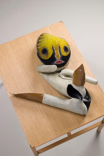 日本藝術家加藤泉個展開催