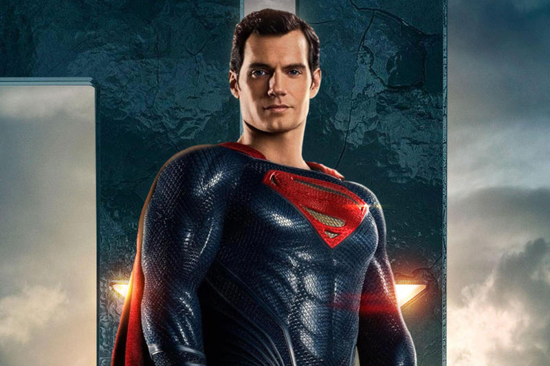 《Justice League》Superman 黑色戰服造型將 Blu-Ray 現身?!
