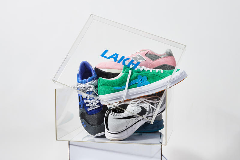 LAKH Supply 即將於香港舉辦期間限定球鞋展