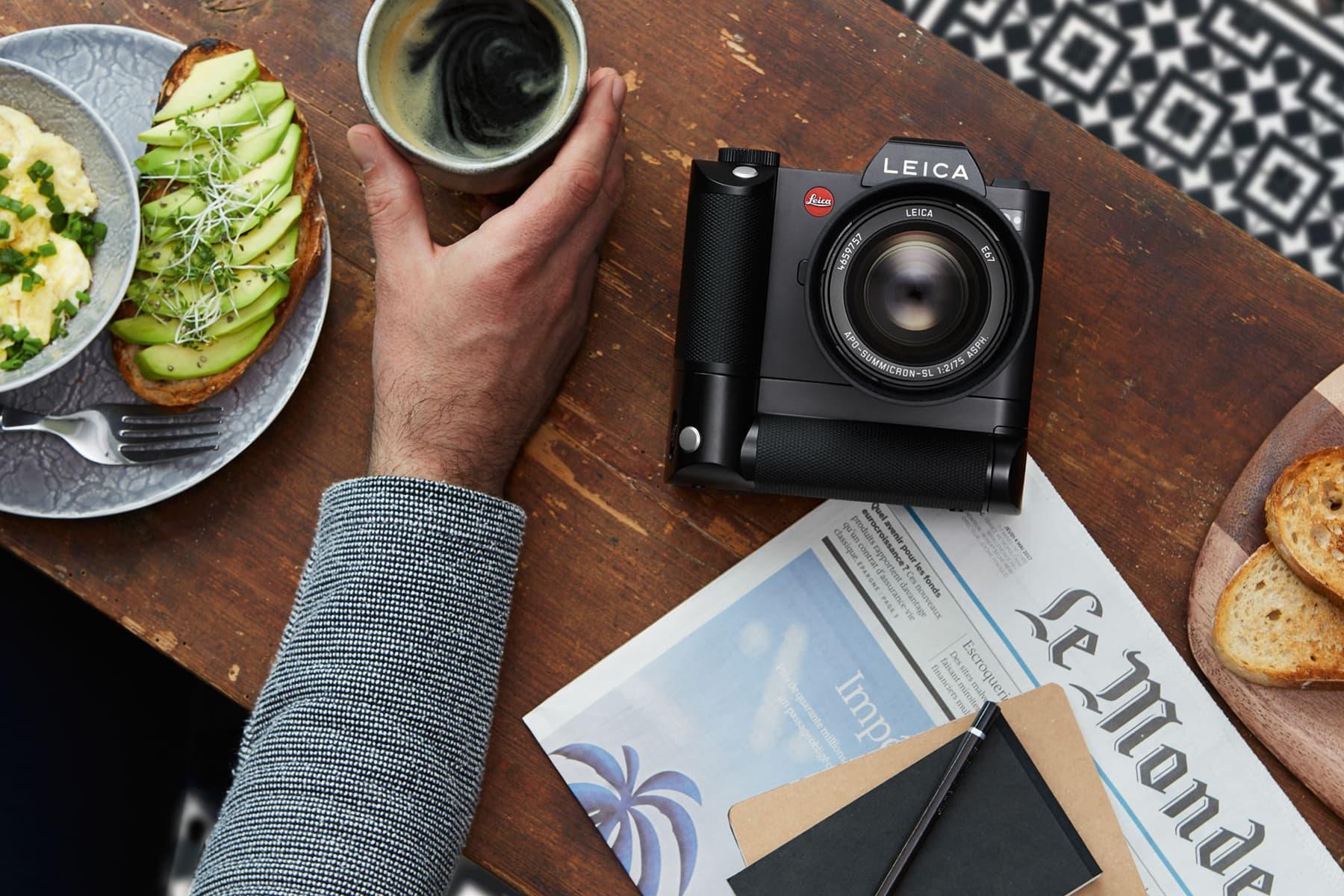 Leica 發佈兩款 SL 系統全新定焦鏡頭