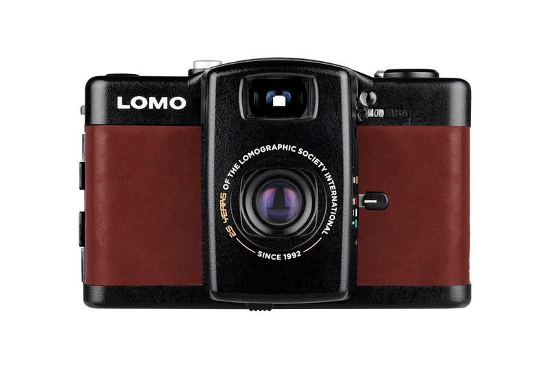 Lomography 為傳奇相機 LC-A+ 推出 25 週年限量特別紀念版