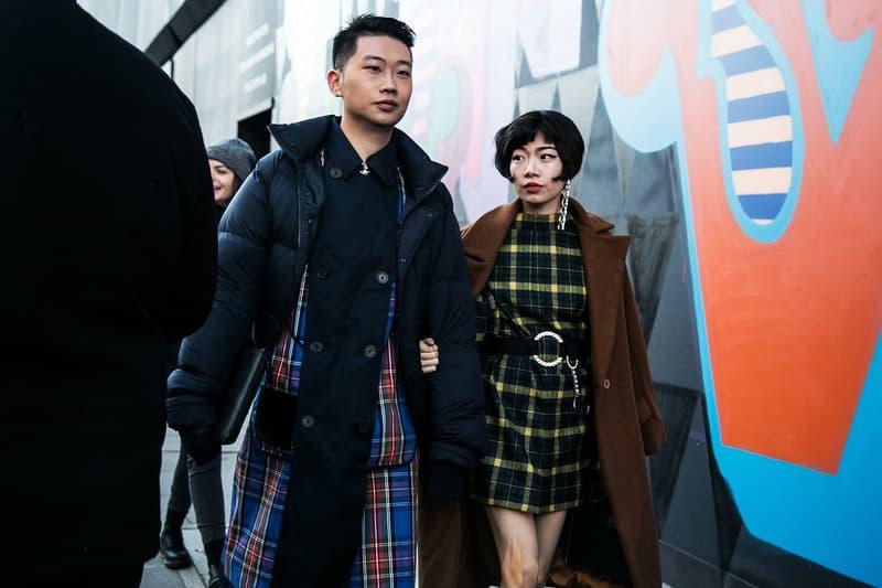 Streetsnaps: 2018 秋冬倫敦男裝周街拍特輯
