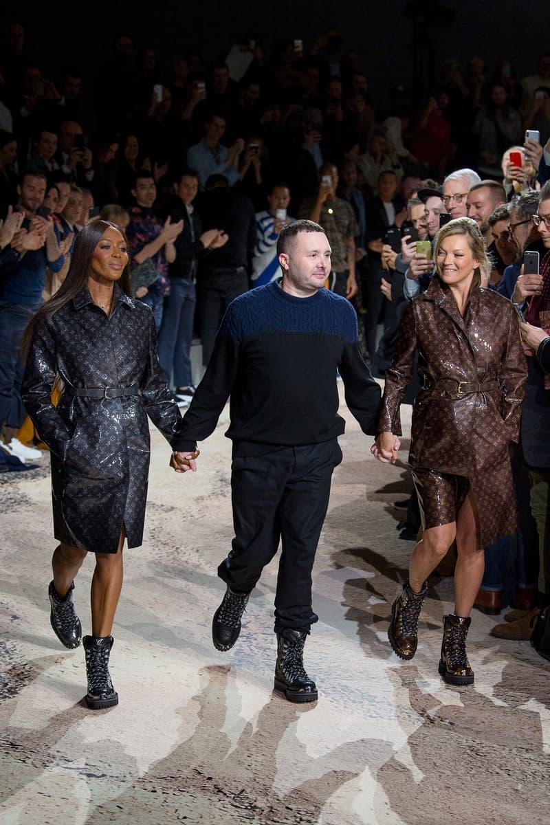 Kim Jones 謝幕之作-Louis Vuitton 2018 秋冬系列