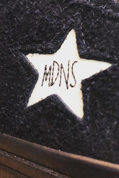 余文樂率先曝光 MADNESS x Converse 聯乘 One Star 鞋款