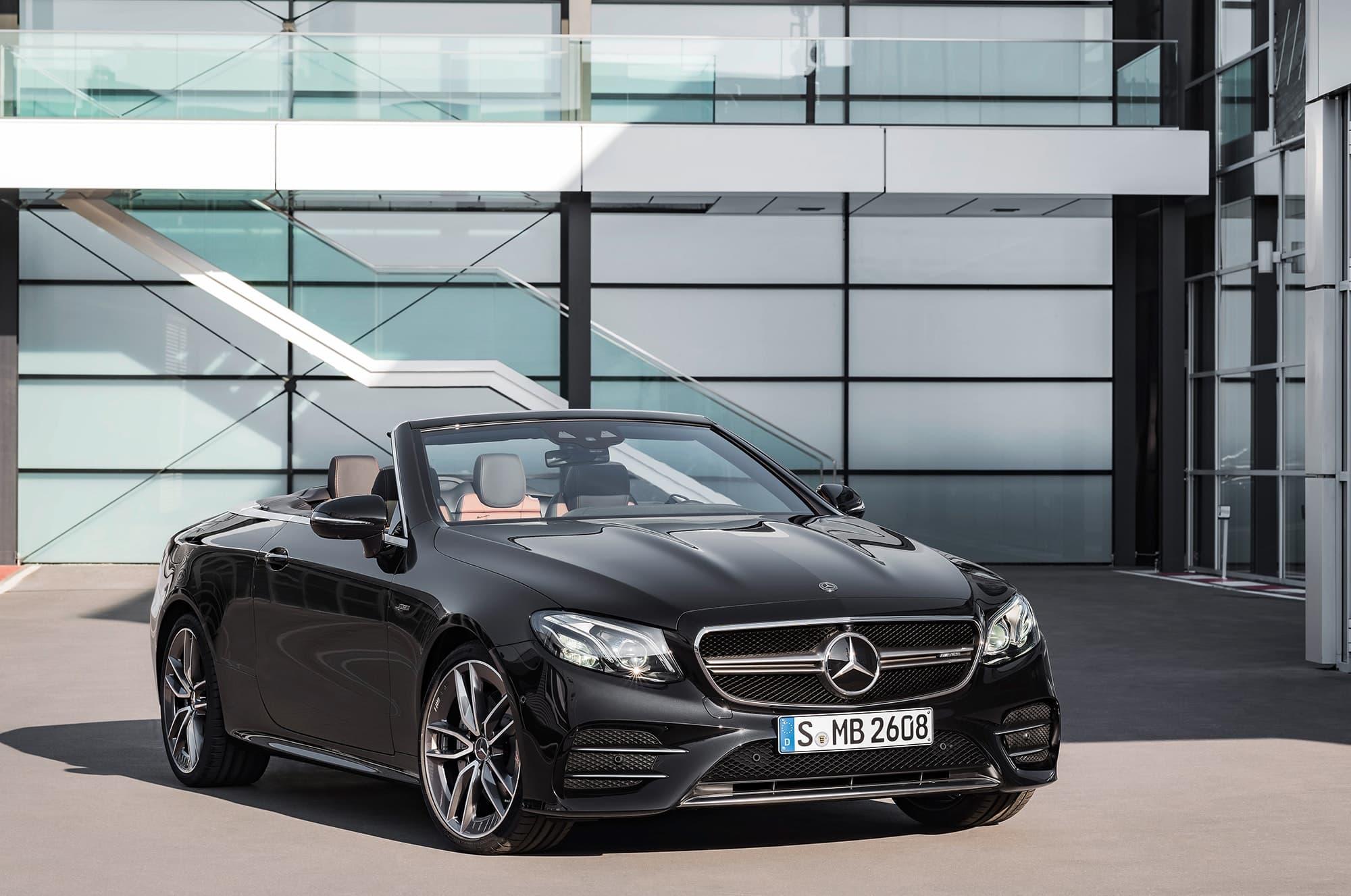 Mercedes-AMG 正式發佈 E53 及 CLS53 高性能轎跑車