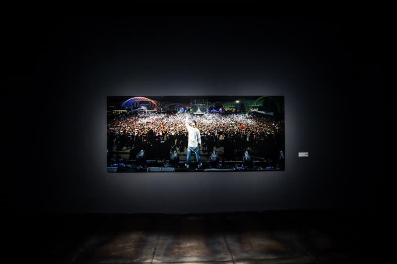 走進陳冠希北京「音術」藝術展
