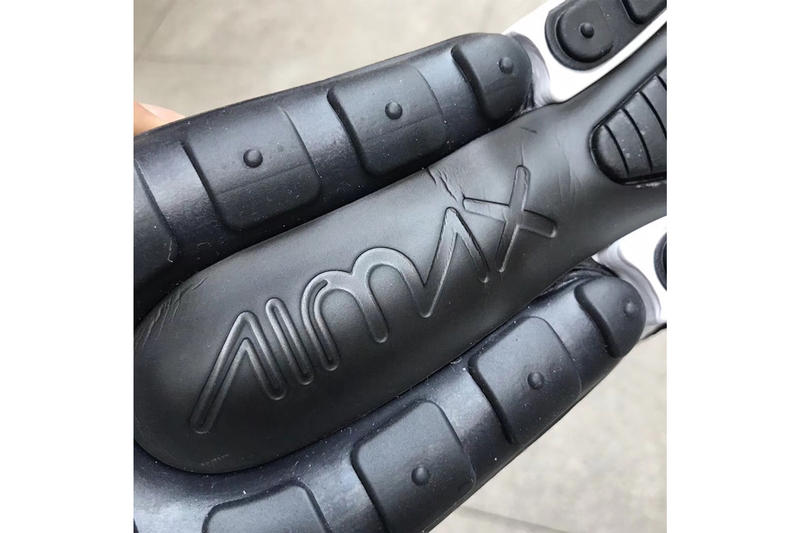 搶先預覽 Nike 全新鞋款 Air Max 270 Flyknit 黑白配色