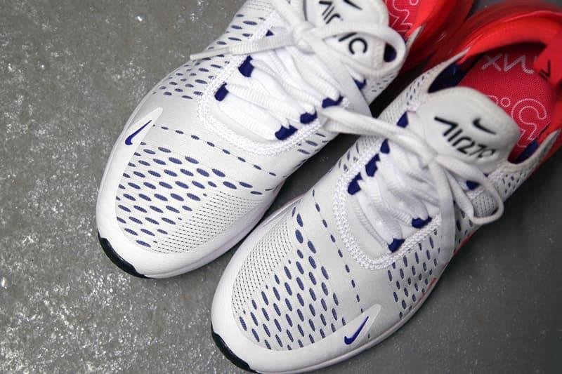 率先近賞 Nike Air Max 270 全新配色設計「Ultramarine」