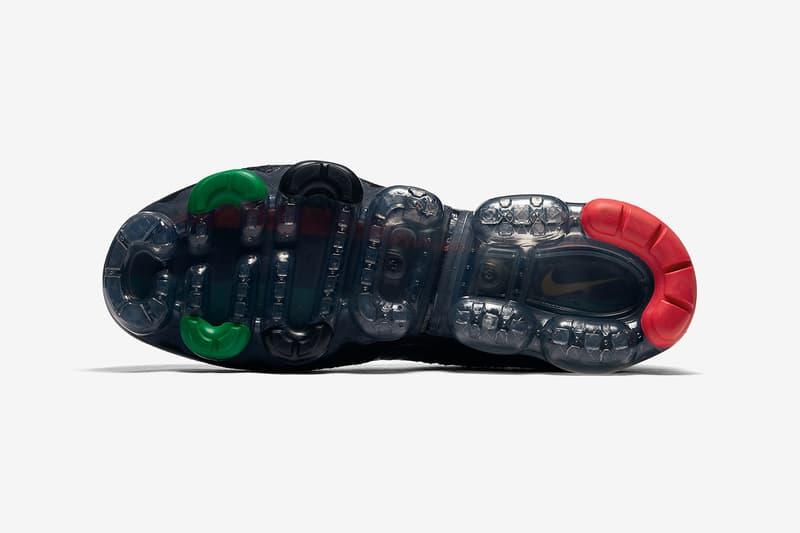 Nike Air Vapormax 全新「BHM」黑人歷史月主題配色登場