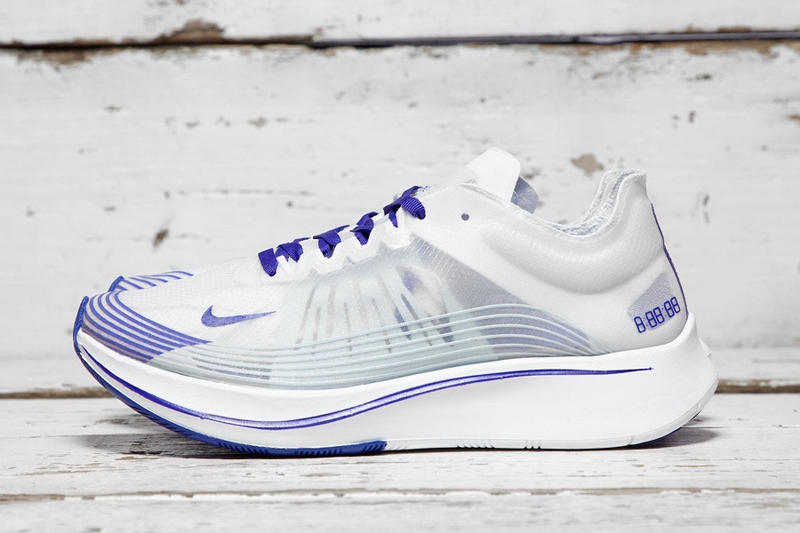 Nike Zoom Fly SP 全新配色設計「Royal」