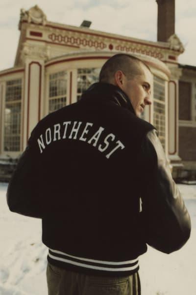 NOAH 發表最新冬季「Winter Break」造型特輯