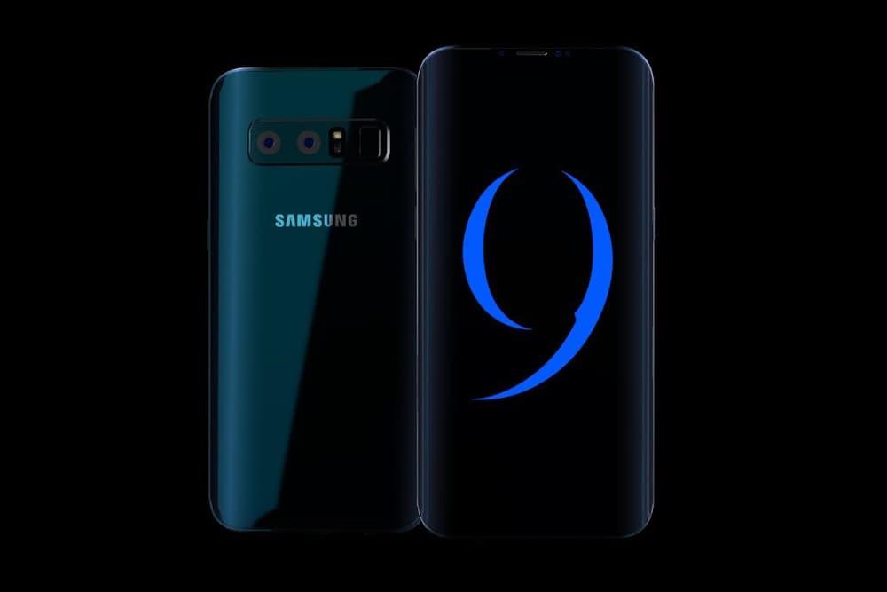 Samsung 旗艦新機 Galaxy S9 包裝盒提前洩密手機參數