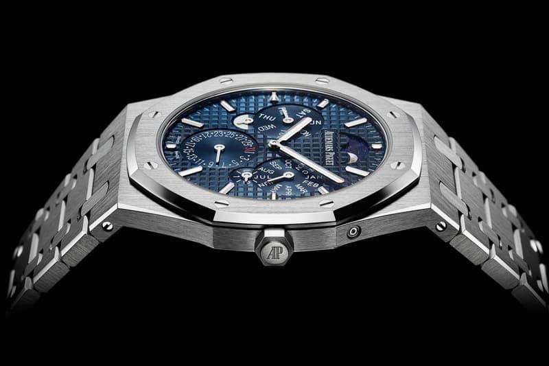 全球最薄自動上鍊萬年曆腕錶 Audemars Piguet「Royal Oak RD#2」現身