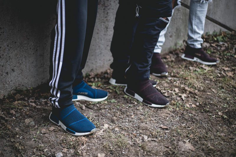 Sneakersnstuff x adidas Originals 2018 聯乘 NMD CS1 GORE-TEX 系列