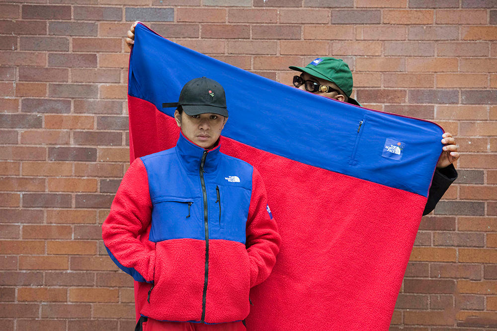 THE NORTH FACE x Nordstorm 全新獨佔系列登場