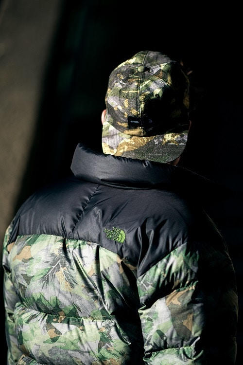 The North Face Urban Exploration 2018 春夏「Tropical Camo」系列 Lookbook