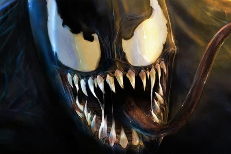 Tom Hardy 主演的《Venom》首張電影劇照曝光