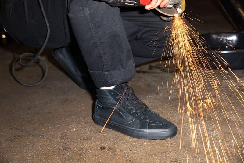 Vans 推出「Made For The Makers」全職人系列台灣發售消息